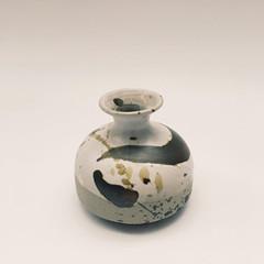 日式花瓶小圖
