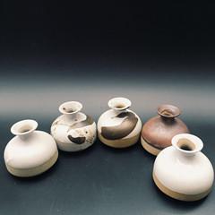 日式花瓶小題